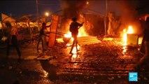 Contestation en Irak : Heurts et violences entre manifestants sadristes et anti-pouvoir