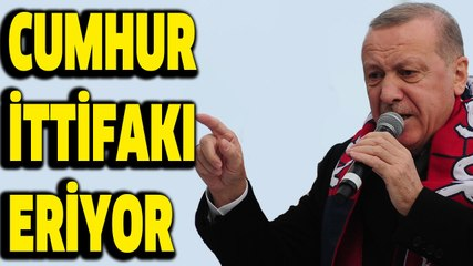 CHP'ye sunulan anketten Erdoğan'a şoke eden sonuç