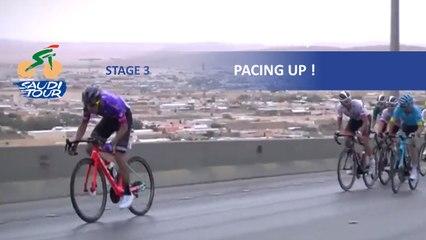 Saudi Tour 2020 - Étape 3 / Stage 3 - Pacing Up !