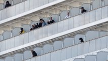20 coronavirus infections confirmed on cruise ship in Japan, as thousands remain under quarantine