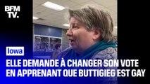 Cette électrice américaine demande à changer son vote après avoir appris que Pete Buttigieg est gay