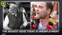 Modi's 'Tubelight' Jibe and Rahul Gandhi's Unemployment Critique