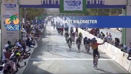 Saudi Tour 2020 - Étape 3 / Stage 3 - Last Kilometer / الكيلومتر الأخير