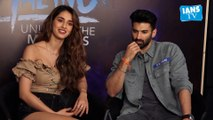 Disha and Aditya on Malang, and special message to their fans