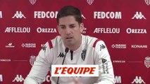 Moreno «À l'AS Monaco, tu as l'obligation de gagner tous les matchs» - Foot - L1 - Monaco