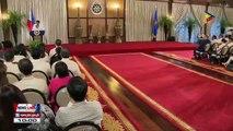 President #Duterte leads oath-taking ceremony of new gov't officials