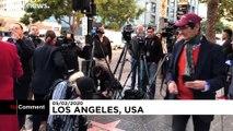 L'hommage à Kirk Douglas sur le Walk of Fame