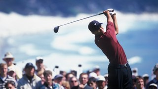 2000 U.S. Open: Tiger's Pebble Beach Domination (Golf)