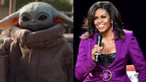 'Mandalorian' Spinoff Potentially in the Works, Viola Davis Set to Star as Michelle Obama & More | THR News
