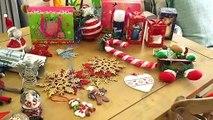 Kids decorating Christmas Tree- Santa time - Kids preparing for Christmas ,  Christmas kids song ,  Kids decorating the house and Christmas tree