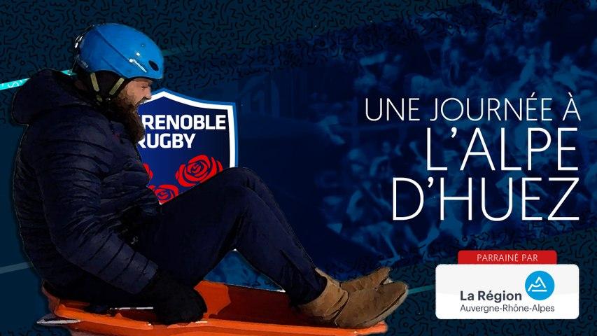 Video : Video - Journée de travail et de cohésion à l'Alpe d'Huez