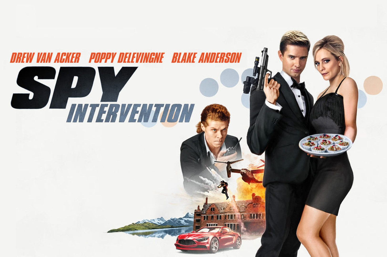 فيلم Spy Intervention 2020 مترجم