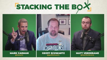 How we reacted to the Chiefs' win | Stacking the Box