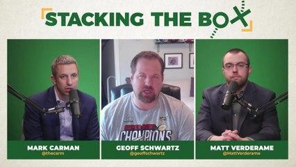 Biggest offseason story | Stacking the Box