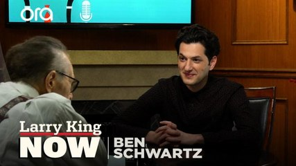 If You Only Knew: Ben Schwartz and Larry King