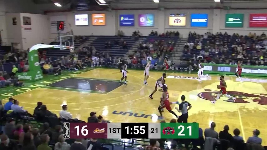 Jaysean Paige (15 points) Highlights vs. Canton Charge
