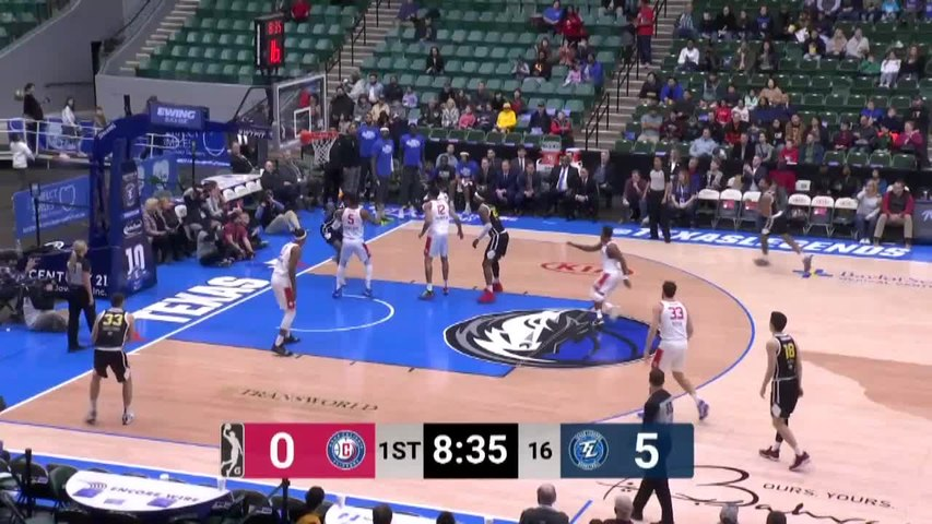 Jaylen Hoard (27 points) Highlights vs. Agua Caliente Clippers