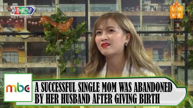 A SUCCESSFUL SINGLE MOM WAS ABANDONED BY HER HUSBAND AFTER GIVING BIRTH