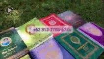 DISKON!!! +62 813-2700-6746, Cetak Buku Yasin Saku Banjarnegara