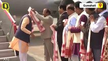 PM Modi Visits Kokrajhar to Mark Signing of the Bodo Agreement