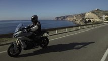 The new BMW S 1000 XR Driving Video
