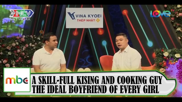 A SKILL-FULL KISSING AND COOKING GUY FINDS A GIRLFRIEND AND A SAD ENDING