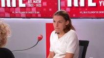 """Violences sexuelles dans le sport : """"La parole se libère"""" se réjouit Stéphanie Frappart"""