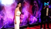 Nora Fatehi , Sonam Kapoor, Tiger Shroff attend special screening of 'Malang'