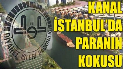 Kanal İstanbul'a çöken çökene