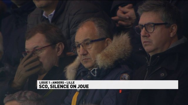 Angers, silence on joue