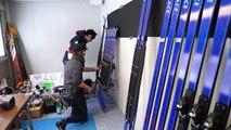 Un temps d'avance - Encadrement Equipe de France de Ski