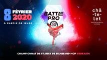 BATTLE PRO 2020 | CHAMPIONNAT DE  FRANCE