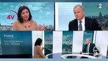 """Anne Hidalgo : """"la question écologique et la question sociale sont intimement liées"""""""