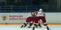 #91 Artem Antipov (CSKA) all shifts against Tambov