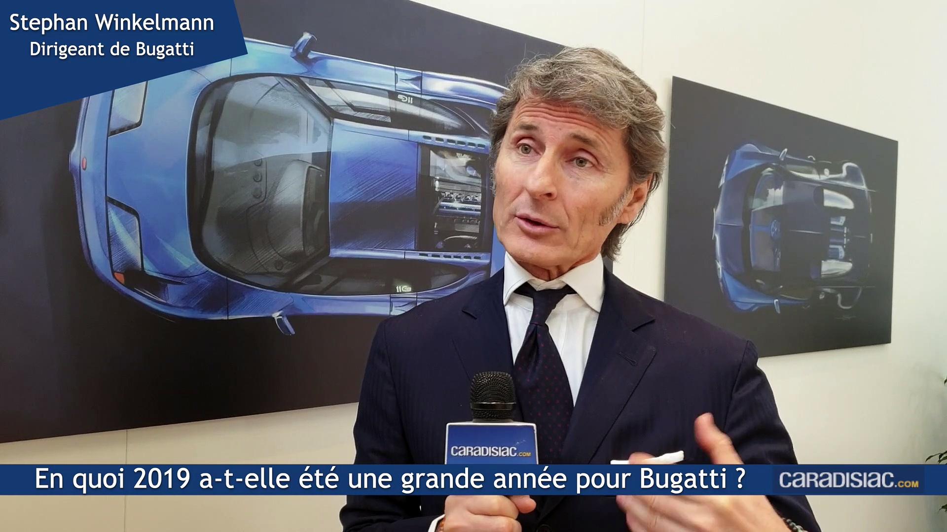 Interview Bugatti