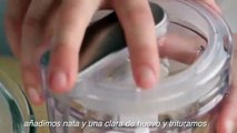 Receta de buñuelos cocidos de pescado
