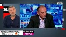 """Morandini Live – Eric Zemmour : Eric Naulleau se confie sur leur amitié """"indéfectible"""" (vidéo)"""