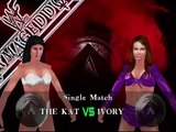 WWF No Mercy 2.0 Mod Matches The Kat vs Ivory