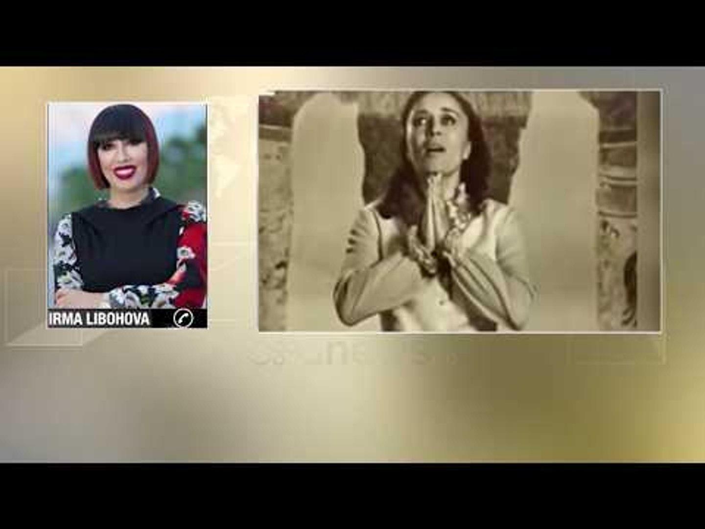 Ora News - Irma Libohova mes lotëve dhe dhimbjes: Doja të bëhesha si Pagarusha e Kosovës