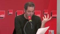 David Hallyday est un salaud (en tous cas, le faux) - Tanguy Pastureau maltraite l'info