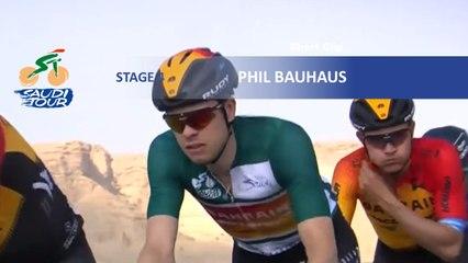 Saudi Tour 2020 - Étape 4 / Stage 4 - Phil Bauhaus