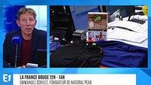 La France bouge : Emmanuel Schiltz, fondateur de Natural Peak, vêtements techniques éco-durables