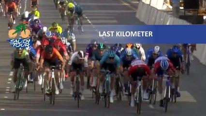 Saudi Tour 2020 - Étape 4 / Stage 4 - Last Kilometer / الكيلومتر الأخير