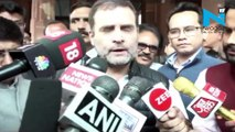 BJP suppressing my voice: Rahul Gandhi