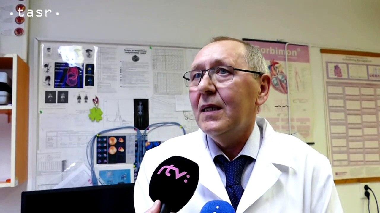 Pracovisko nukleárnej kardiológie s novým prístrojom