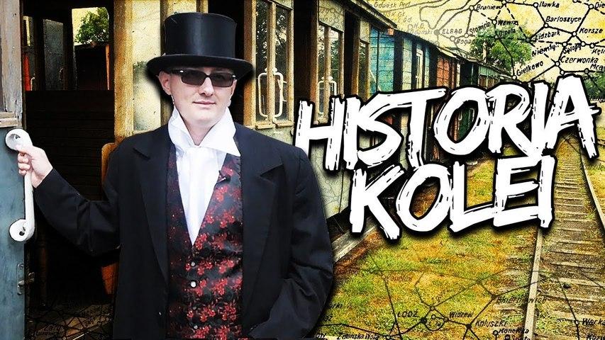 Historia i przyszłość POLSKIEJ KOLEI