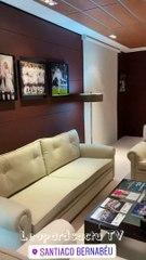 Invité par Florentino Perez, Moïse Katumbi a visité le Real Madrid | Suivez en image