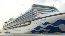 Number of coronavirus cases on cruise ship off Japan rises steeply