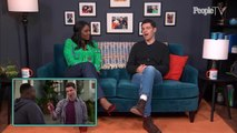 Max Greenfield Loves the Adrenaline Rush of Taping 'The Neighborhood' in Front of a Live Studio Audience