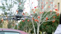 Drone with thermal imaging used to check temperatures of Chinese residents amid coronavirus outbreak